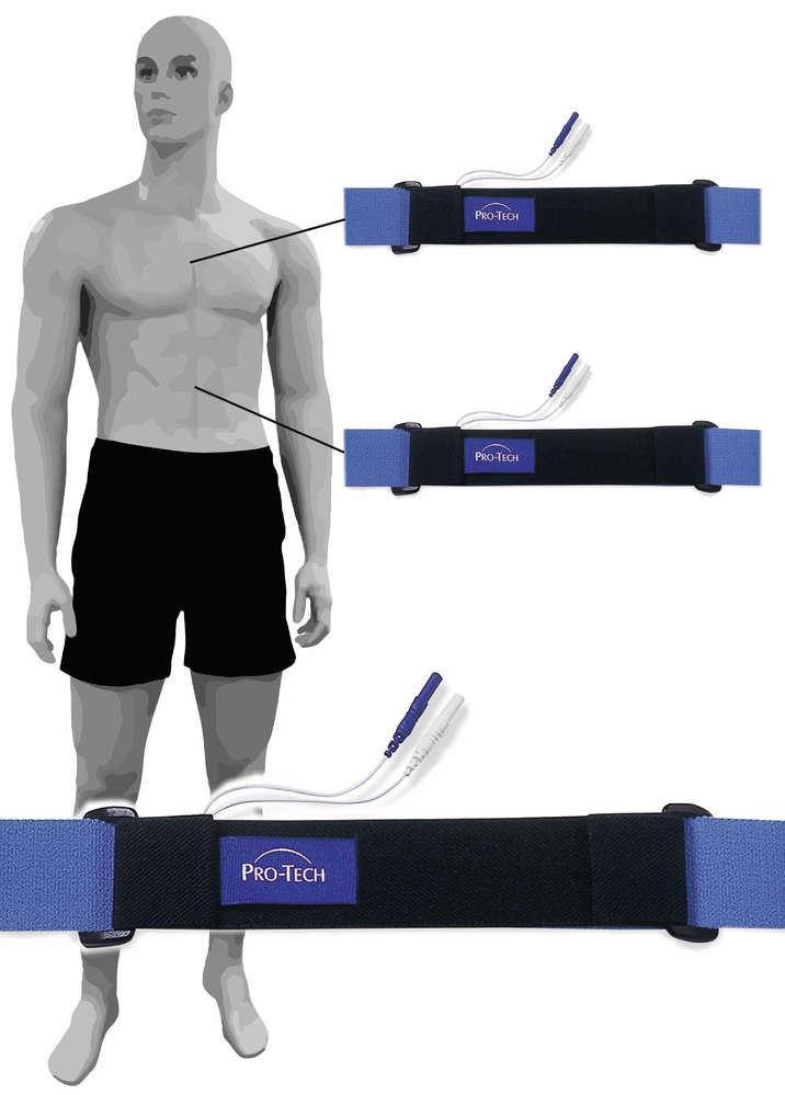 TECH Fitness Belt Techomed