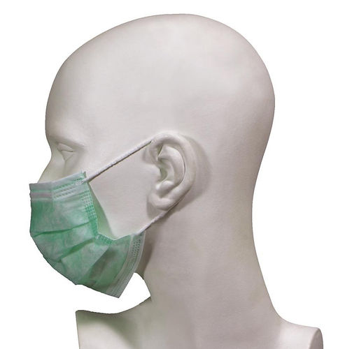 Face mask Typ II R | 50 pc | Filter efficiency = 98%